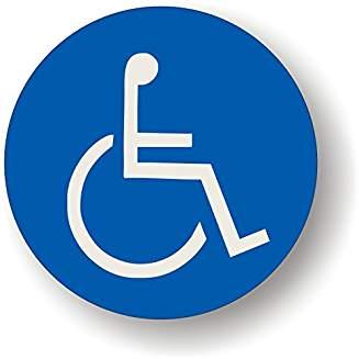 meilleur autocollant handicapé 2020