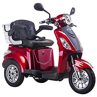 meilleur scooter handicapé 2020