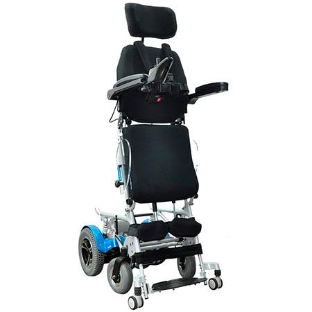 fauteuil roulant debout